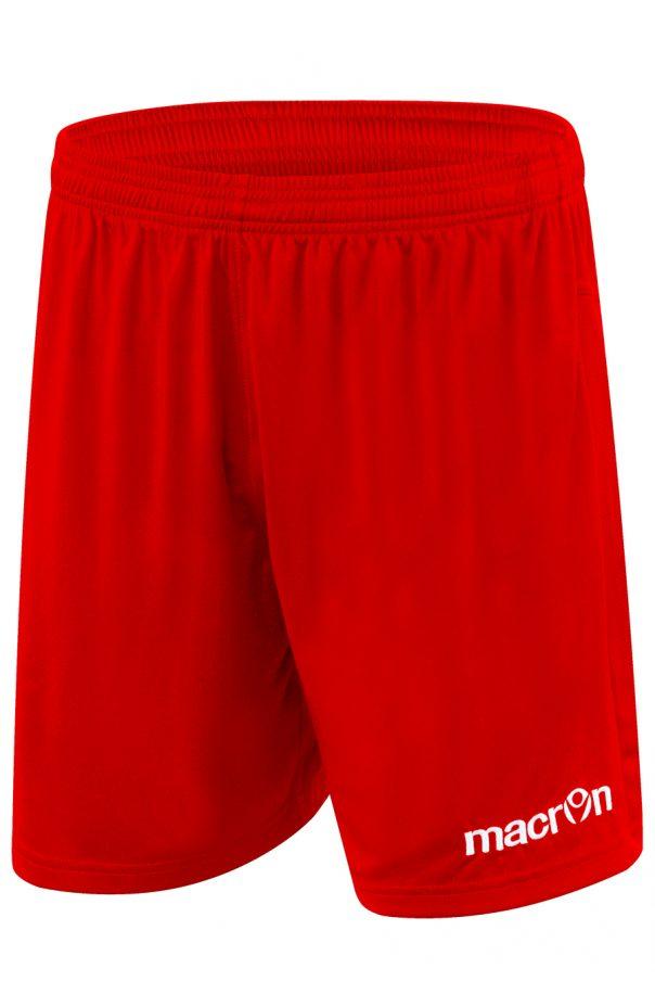 Bismuth shorts red