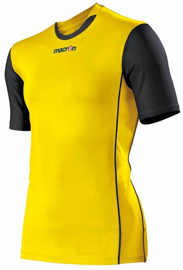 Congo shirt yellow
