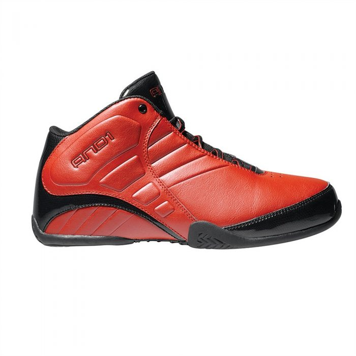 and1-rocket-3-0-mid-red-black