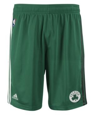 Celtics shorts green black