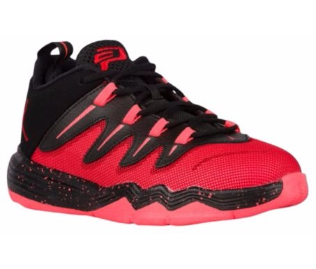Jordan CP3 IX red black