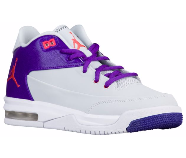 Jordan Flight origin 3 purple grey white