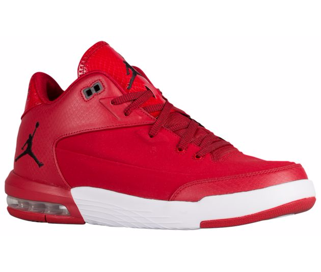 Jordan Flight origin 3 red white