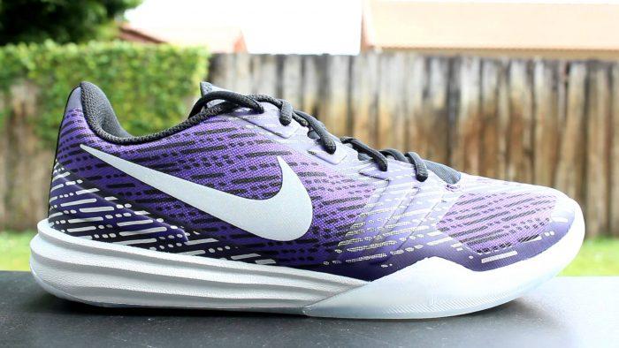 Kobe mentality purple silver