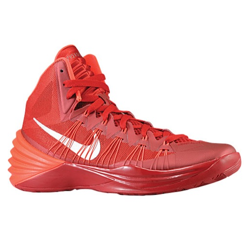 NIKE HYPERDUNK 2013 red orange