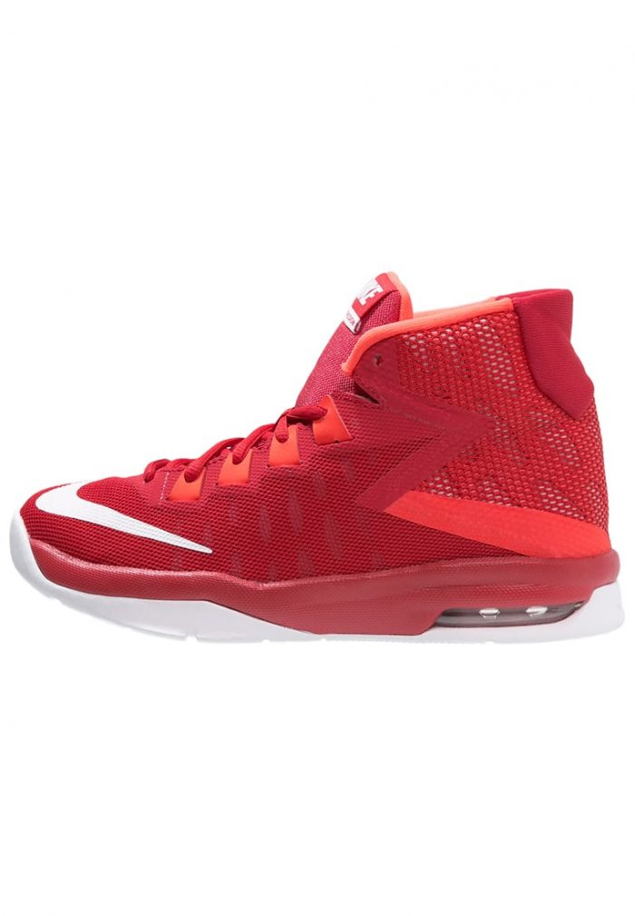 Nike Air Devosion red white