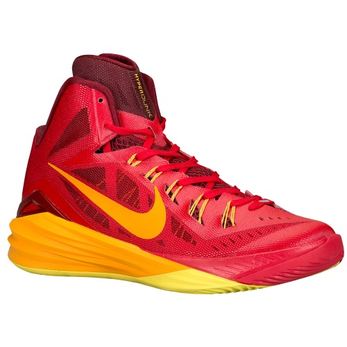 buy online e81ee 537c3 nike hyperdunk 2014 red yellow